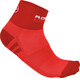 Castelli Rosa Corsa Socks Women red